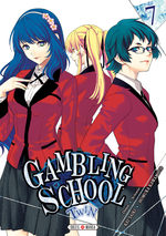 Gambling School Twin 7 Manga