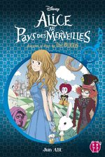 Alice au pays des merveilles Manga