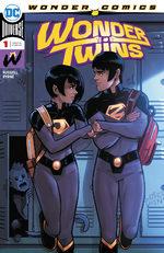 Wonder Twins # 1