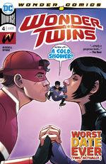 Wonder Twins # 4