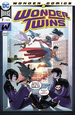 Wonder Twins # 7