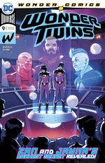 Wonder Twins # 9