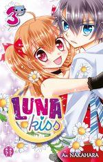 Luna Kiss 3 Manga