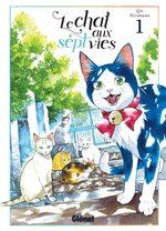 Le Chat aux Sept Vies T.1 Manga