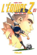 L'équipe Z 3 Global manga
