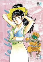 La Blue Girl 3 Manga