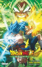 Dragon Ball Super - Broly 1 Anime comics