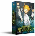 The promised Neverland - Coffret manga + roman 2