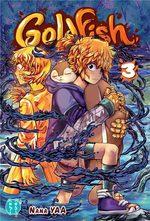 Goldfish 3 Global manga