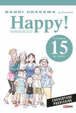 Happy ! 15 Manga