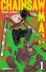 Chainsaw Man # 1