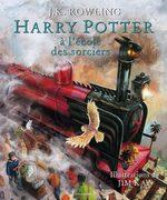 couverture, jaquette Harry Potter 1