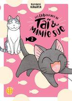 Les chaventures de Taï et Mamie Sue 2 Manga