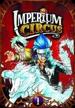 Imperium Circus 1 Global manga