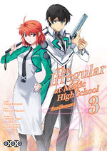The irregular at magic high school - Enrôlement # 3
