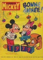 Le journal de Mickey 1384 Magazine