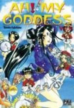Ah! My Goddess 8