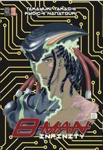 8 Man Infinity 3 Manga