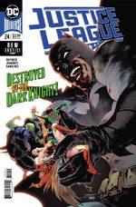 Justice League 24 Comics