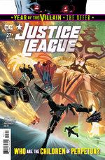 Justice League 27 Comics