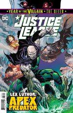 Justice League 28 Comics