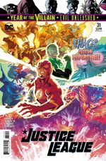 Justice League 31 Comics