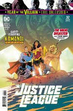 Justice League 32 Comics