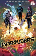 Marauders # 3