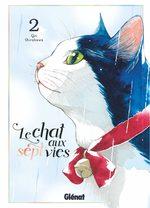 Le Chat aux Sept Vies 2 Manga