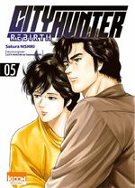 City Hunter Rebirth # 5