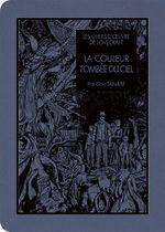 Les chefs-d'œuvre de Lovecraft - La couleur tombée du ciel Manga