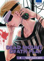 Dead Mount Death Play 4 Manga