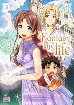 A Fantasy Lazy Life # 5