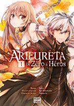 Arifureta - De zéro à héros # 1