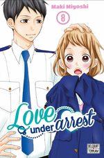 Love under Arrest # 8