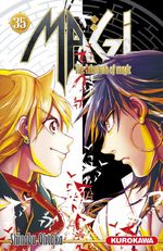 Magi - The Labyrinth of Magic 35