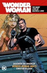 Wonder Woman: The Many Lives of Maxwell Lord 1