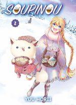 Soupinou T.2 Manga