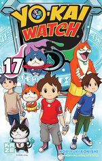 Yo-kai watch # 17