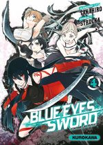 Blue Eyes Sword 4 Manga