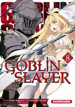 Goblin Slayer 8