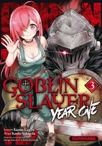 Goblin Slayer - Year one # 3