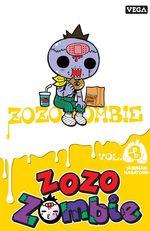 Zozo Zombie 3 Manga