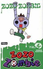Zozo Zombie 4 Manga