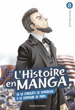 L'Histoire en manga 8 Manga