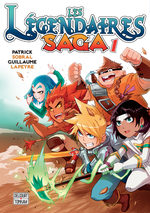 Les Légendaires - Saga # 1