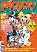 Picsou Magazine 547