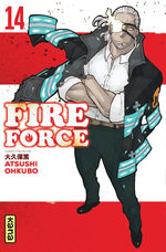 Fire force # 14