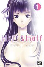Half & Half T.1 Manga