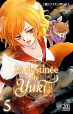 La destinée de Yuki T.5 Manga